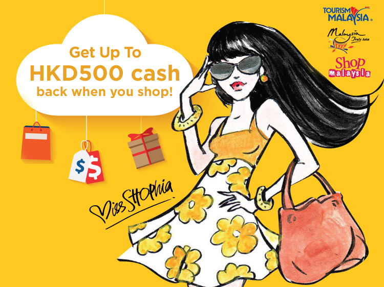 Go Shopping with Miss Shophia!