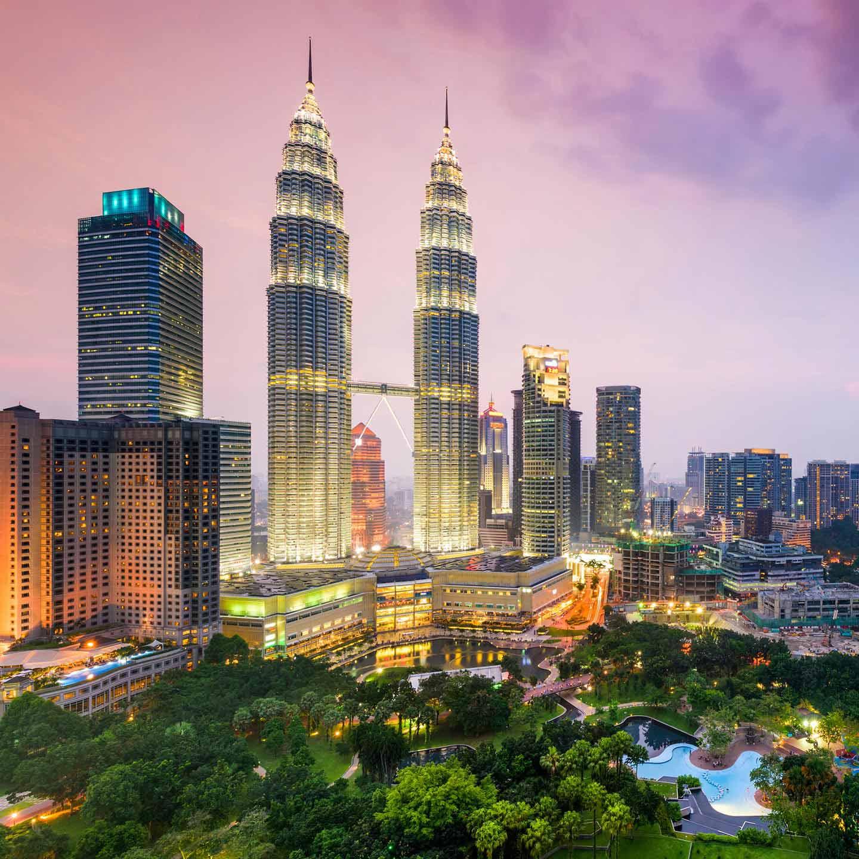 Malaysia: Destinations